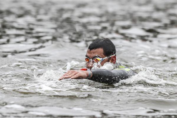 Maratonas Aquáticas - Victor Colonese receberá medalha de bronze do Pan de Lima 2019 nesta sexta