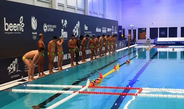 Brasil perde para o Canadá na estreia do Pré-Olímpico
