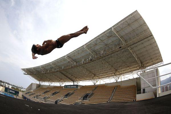 Saltos Ornamentais - Seletiva de Saltos Ornamentais definirá atletas para o Pré-Olímpico e Sul-Americano
