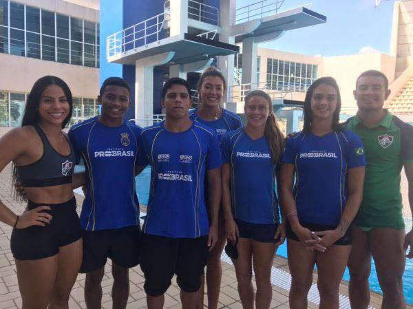 Saltos Ornamentais - Seletiva define equipe brasileira para a Copa do Mundo - Torneio Pré-Olímpico de Saltos Ornamentais