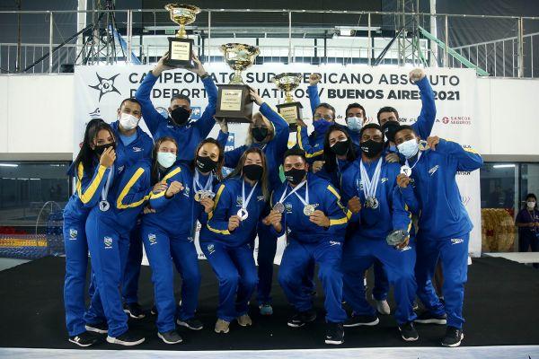 Sul-Americano Dia #10: Brasil é campeão geral nos Saltos Ornamentais e se classifica para as duas finais no Polo