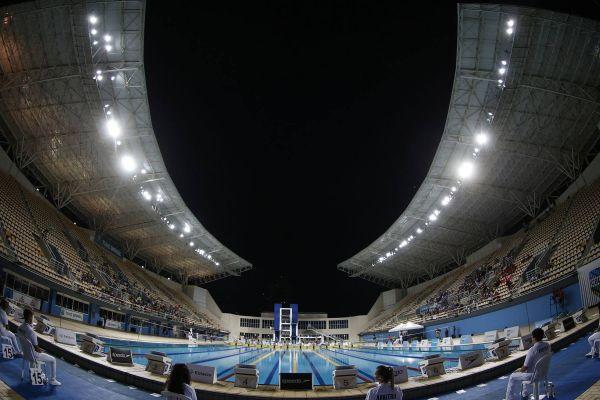 """Seletiva Olímpica de Natação terá transmissão ao vivo com """"esquenta"""", melhores momentos e coletivas de imprensa"""