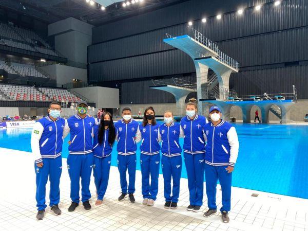 De olho em vagas, Seleção brasileira de Saltos Ornamentais inicia Pré-Olímpico em Tóquio