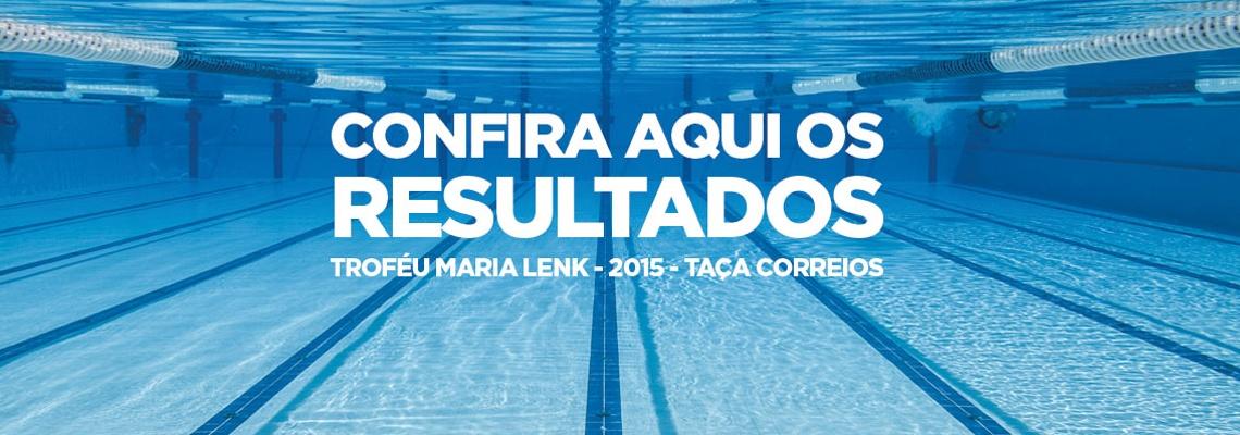 Troféu Maria Lenk 2015 - Acompanhe aqui