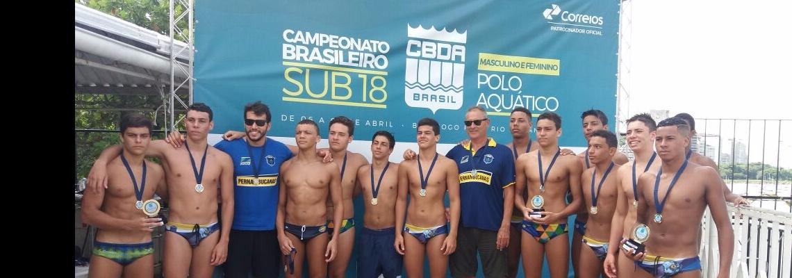 Pólo Aquático - ABDA é campeão no masculino e no feminino Sub-18 12287cee603e8