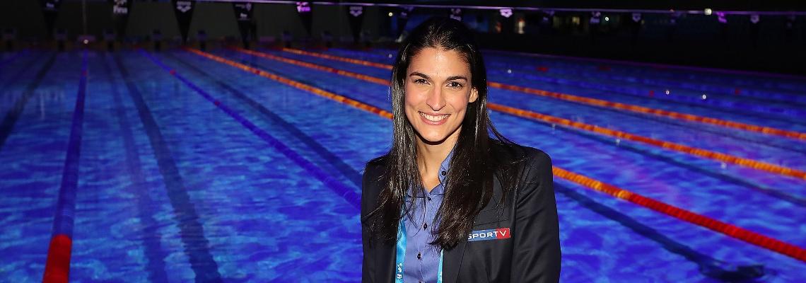 Estrelas do esporte: Mariana Brochado inaugura espaço no site da CBDA