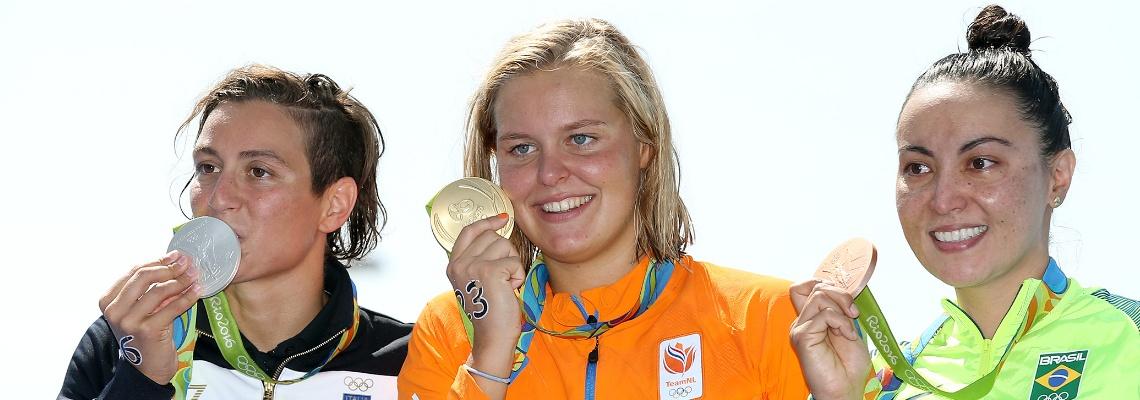Troféu Brasil – Maria Lenk terá campeã olímpica de maratonas aquáticas