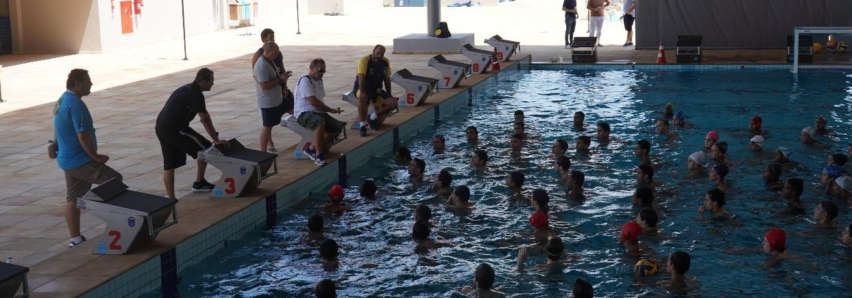 Brasil convoca atletas para o Sul-Americano Sub-16 de Pólo Aquático