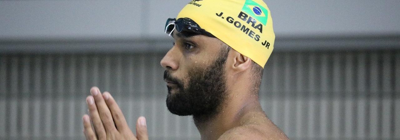 Seleção brasileira de Natação estreia no Pan-Pacífico na próxima quinta-feira