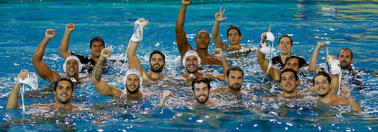 Brasil vence a Argentina e é campeão sul-americano no masculino