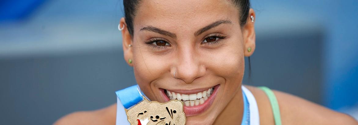 Quatro medalhas e uma vaga para os Jogos Pan-Americanos no segundo dia de Saltos em Callao