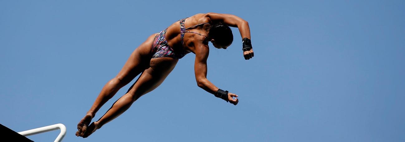 Ingrid Oliveira obtém índice para FINA Grand Prix e Campeonato Mundial de Esportes Aquáticos no primeiro dia de Taça Brasil de Saltos Ornamentais