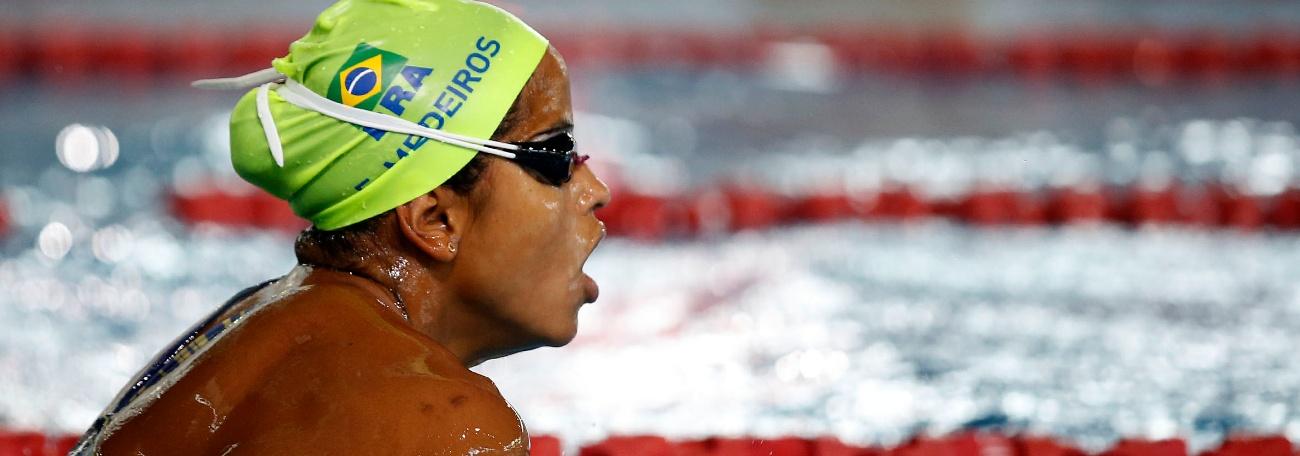 Seleção brasileira de Natação inicia período de aclimatação para o Mundial da China