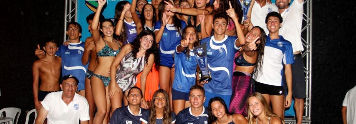 Minas Tênis Clube é campeão geral do Troféu Maurício Bekenn 2018