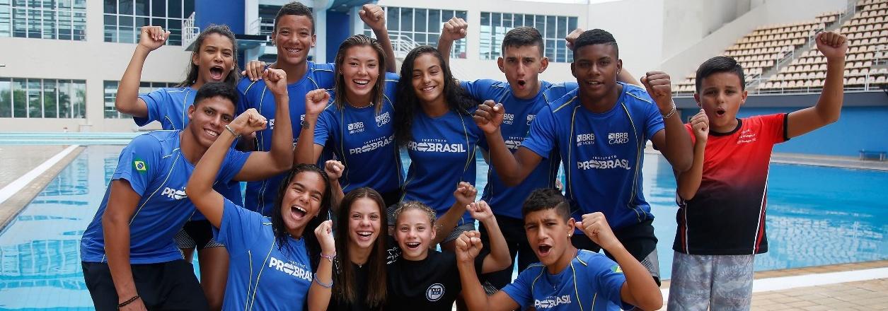 Saltos Ornamentais - Seleção de Saltos Ornamentais é definida para o Sul-Americano Juvenil