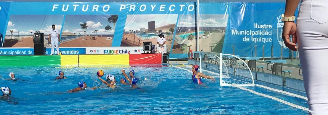 Polo Aquático do Brasil vence Peru duas vezes no Sul-Americano Juvenil