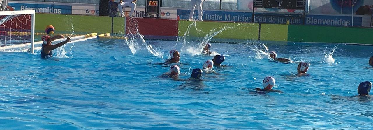 Polo Aquático vence três partidas no Campeonato Sul-Americano Juvenil