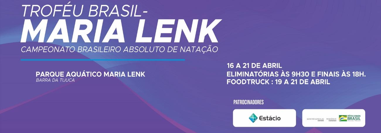 Troféu Brasil Maria Lenk