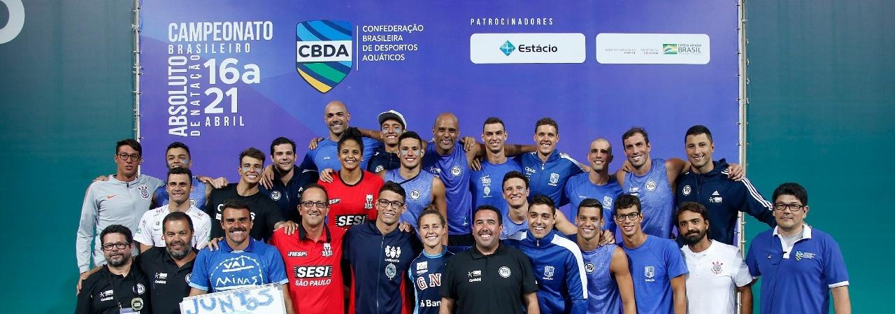 Natação - Seleções para Mundial e Jogos Pan-Americanos são definidas no Troféu Brasil
