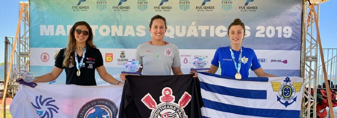 Maratonas Aquáticas - CAMPEONATO BRASILEIRO - MARATONAS AQUÁTICAS - 10 KM - IV ETAPA