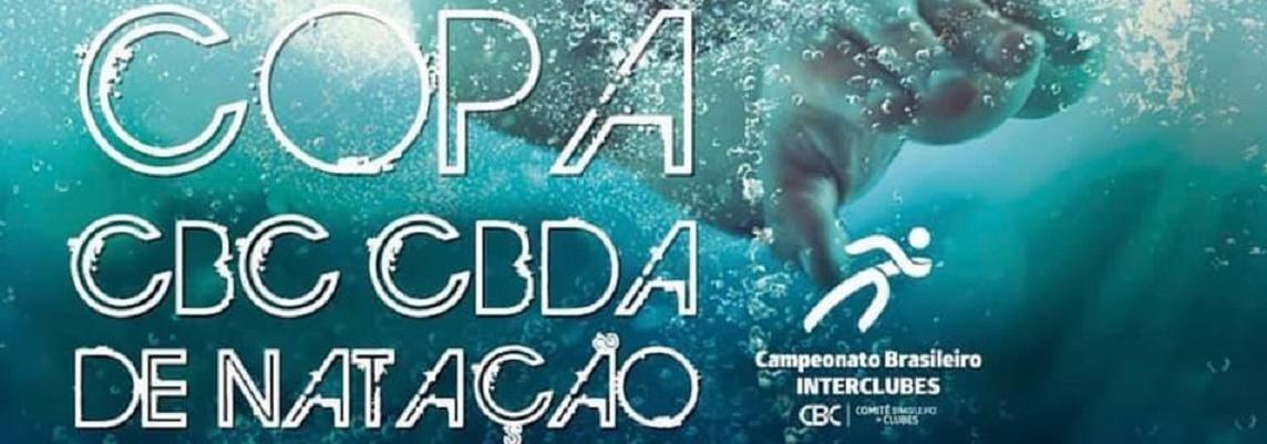 Natação - COPA CBC CBDA DE CLUBES 2019