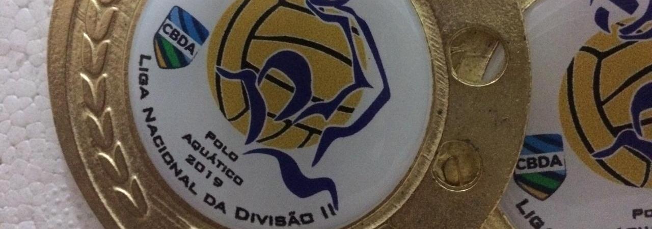 Liga Nacional Divisão II de Polo Aquático começa nesta quinta-feira, em Curitiba