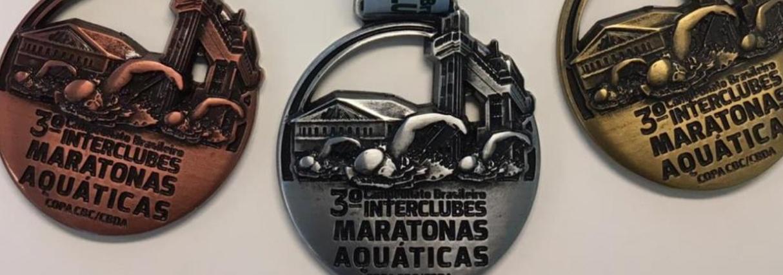 Salvador recebe Campeonato Brasileiro Interclubes - Copa CBC de Maratonas Aquáticas