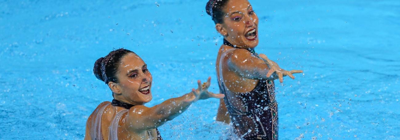 Com atletas da seleção brasileira, Campeonato Brasileiro Interclubes de Nado Artístico começa nesta quarta
