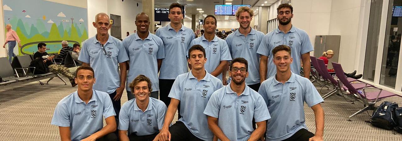 Pólo Aquático - Brasil estreia no Campeonato Mundial Junior de Polo Aquático nesta sexta