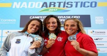 Flamengo e Fluminense dominam disputas na categoria Sênior do Brasileiro de Categorias