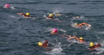 Campeonato Brasileiro de maratonas aquáticas terá prova de 25 km