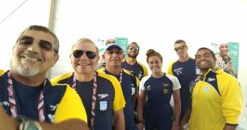 Seleção Brasileira disputa I Etapa do FINA Marathon Swim World Series