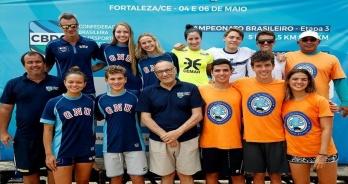 Seleção Brasileira de Maratonas Aquáticas é convocada para disputar o Mundial Júnior em Israel
