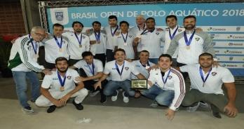 Fluminense e Pinheiros são campeões do Brasil Open de Pólo Aquático