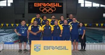 Seleção brasileira disputa Pan-Pacífico de maratonas aquáticas nesta segunda-feira