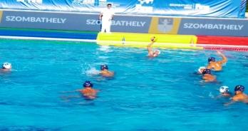 Brasil é derrotado pela Espanha e disputará do 9º ao 12º lugar no Mundial de Pólo Aquático