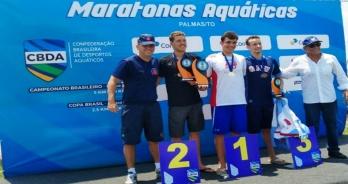 Victor Colonese e Betina Lorscheitter vencem prova de 10 km do Campeonato Brasileiro