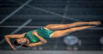 Anna Lúcia supera dor e salta três provas nos Jogos Olímpicos da Juventude
