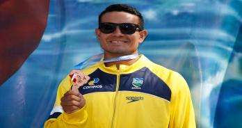 Brasil conquista duas pratas e um bronze nos Saltos Ornamentais