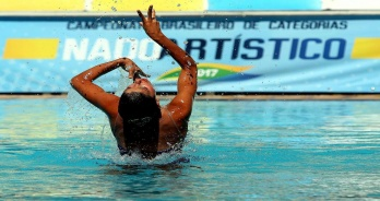 Credenciamento de Imprensa: Campeonato Brasileiro e Seletiva Nacional de Nado Artístico