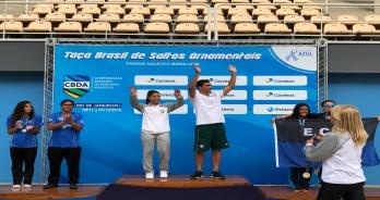 Segundo dia de Taça Brasil de Saltos Ornamentais tem índices alcançados