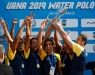 Pólo Aquático - Canadá e Brasil são campeões da Copa Uana de Pólo Aquático