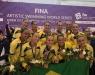 Nado Sincronizado - Brasil conquista quatro medalhas no Fina World Series de Nado Artístico