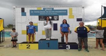 Ingrid Oliveira repete índice para Mundial e Grand Prix no primeiro dia de Troféu Brasil de Saltos Ornamentais