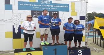 Instituto Pró-Brasil é campeão do 49º Troféu Brasil de Saltos Ornamentais