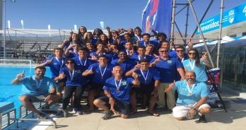 Polo Aquático do Brasil é campeão sul-americano juvenil no masculino e no feminino