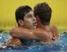 Natação - Guilherme Costa e Diogo Villarinho nadam para índice nos 1500m livre
