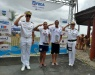 Maratonas Aquáticas - Ana Marcela Cunha e Marc-Antoine Olivier vencem 10 km em Inema; Seleção brasileira é definida para o Sul-Americano