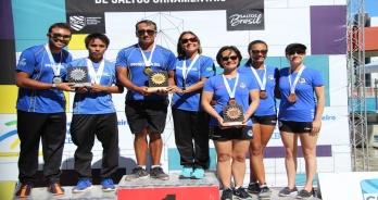 Instituto Pró-Brasil domina e é campeão geral em duas categorias do Campeonato Brasileiro Interclubes Júnior de Saltos