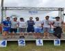 Maratonas Aquáticas - Ana Marcela e Marc-Antoine Olivier brilham de novo e levam os 5 km em Inema